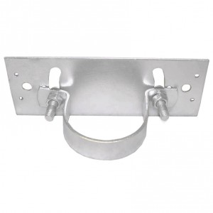 """2"""" Domestic Adjustable Line Wood Fence Adapters (Fits 1 7/8"""" OD)"""