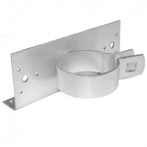 """2"""" Domestic Band Line Wood Fence Adapters (Fits 1 7/8"""" OD)"""