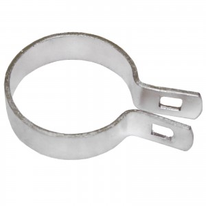 """4"""" Domestic Brace Bands - 12 Gauge x 3/4"""""""