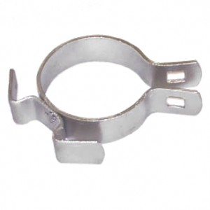 """2 1/2"""" Domestic Clamp On Post Latches (Fits 2 3/8"""" OD Posts)"""