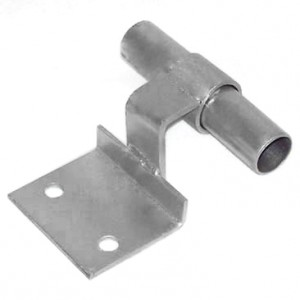 """2 1/2"""" or 3"""" Domestic Flat Back Safety Clamp On Holders (Fits 2 3/8"""" and 2 7/8"""" OD)"""