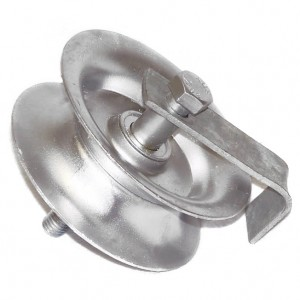 """5"""" Domestic Gate Roller and Axle"""