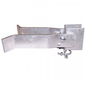 """2"""" x 6 5/8"""" Domestic Industrial Latches (Fits 1 5/8"""" OD Gate Frames)"""