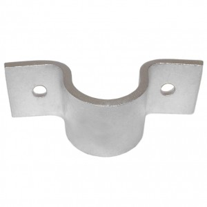 """2 1/2"""" Domestic Pipe Support Clamps (Fits 2 3/8"""" OD)"""