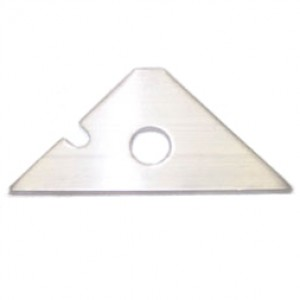"3"" x 3"" x 1/4"" Domestic Steel Gusset Plates"