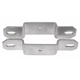 Square Line Rail Clamps