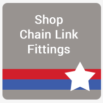 shop domestic chain link fittings